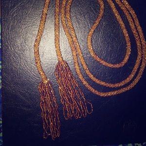 Vintage 1950 Necklace.  Perfect condition!